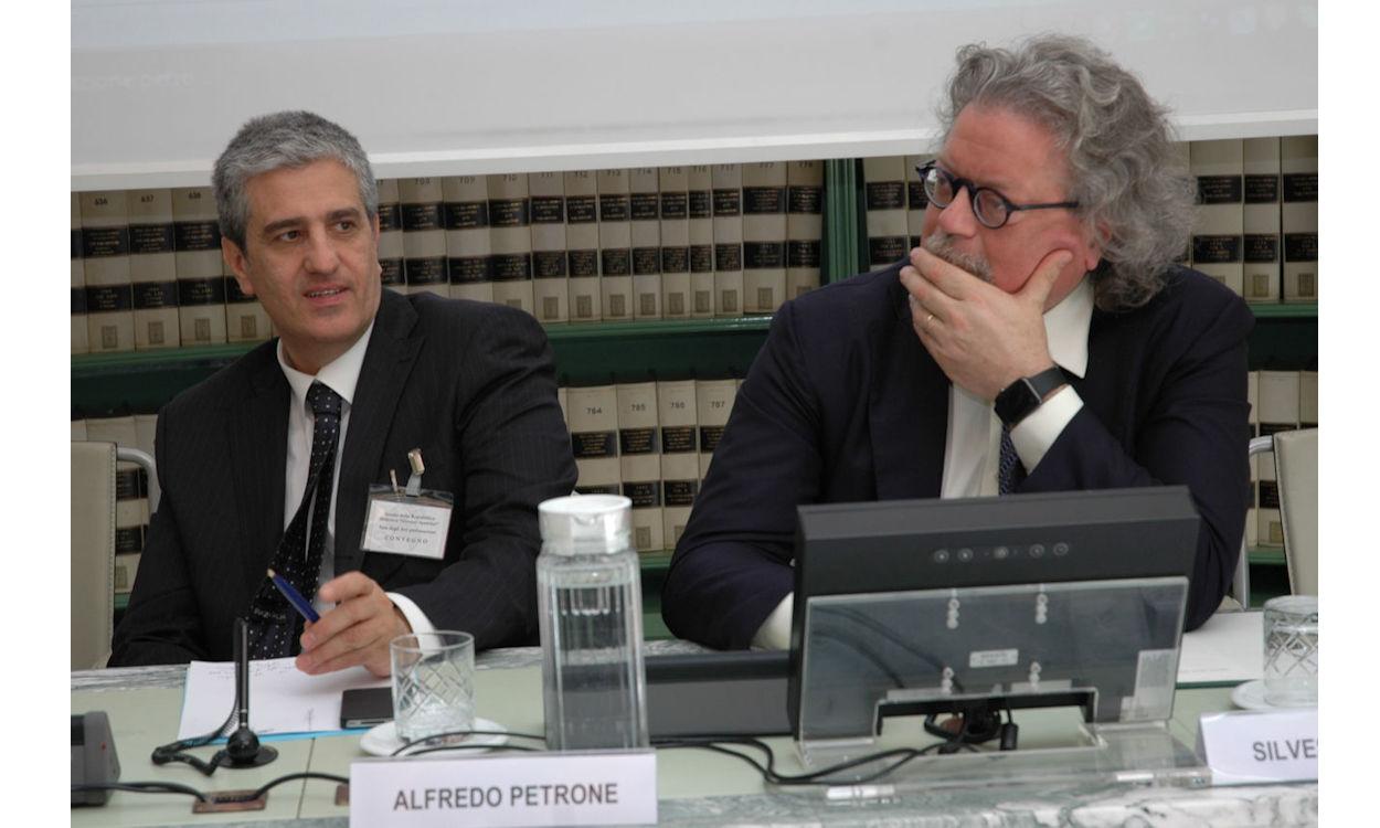 Silvestro Scotti nuovo  Segretario Nazionale Generale FIMMG Alfredo Petrone confermato Segretario Nazionale Settore INPS